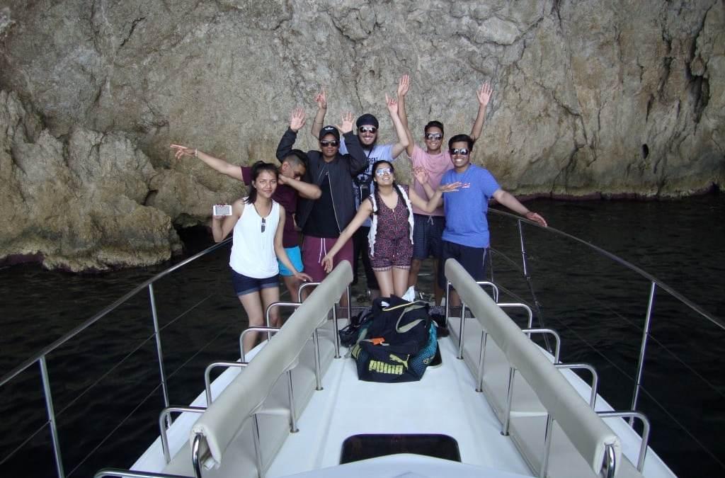 Blue Lagoon Cruise 10 5 2017