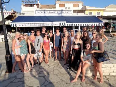 Blue Lagoon Cruise 1 9 2017 Sivota