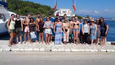 Paxos Cruise 15 9 2018