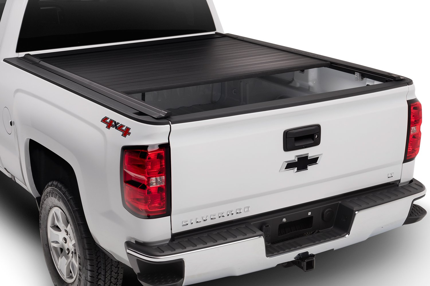 Trident Fasttrack Tonneau Cover