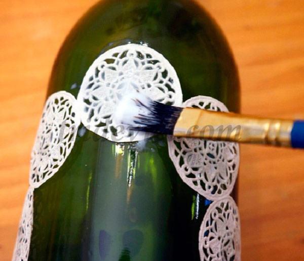 декор-бутылки-своими-руками