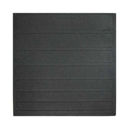Rubber Floor Tile Tangga Datar