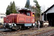 <h5>Abtransport der Drehgestelle in die Revision</h5><p>Am 8. März werden in Wald die Drehgestelle verladen und nach Landquart transportiert wo sie revidiert werden.</p>