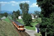 <h5>Station Hurden</h5><p>Haltestelle Hurden, 19.7.1990  Bild Bernhard Studer</p>
