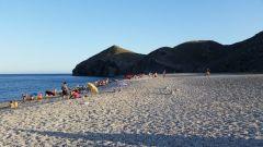 Playa Almeria 02