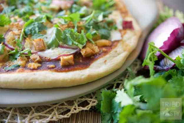 California Pizza Kitchen Bbq Chicken Pizza Review