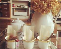 tea room - Wellness: the Tea Parlor