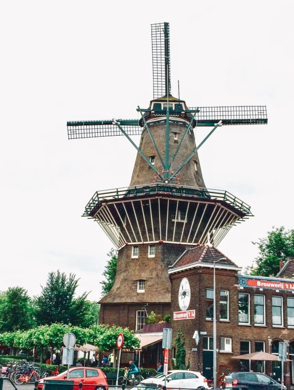 Things to do in Amsterdam - Brouwerij't - windmill brewery