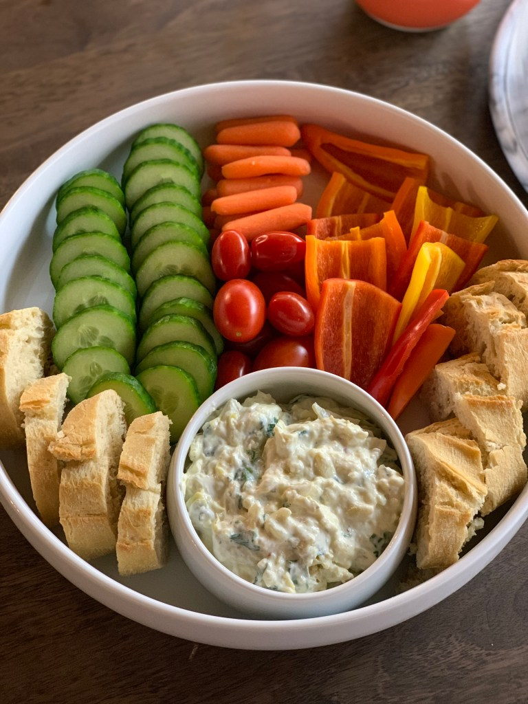 img 2041 - Spinach and Artichoke Dip