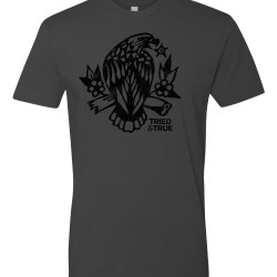 Tried and True Tattoo Eagle T-Shirt