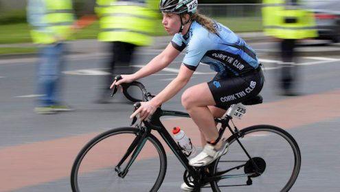 how to pee on the bike