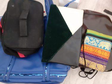 pile sacs à donner konmari