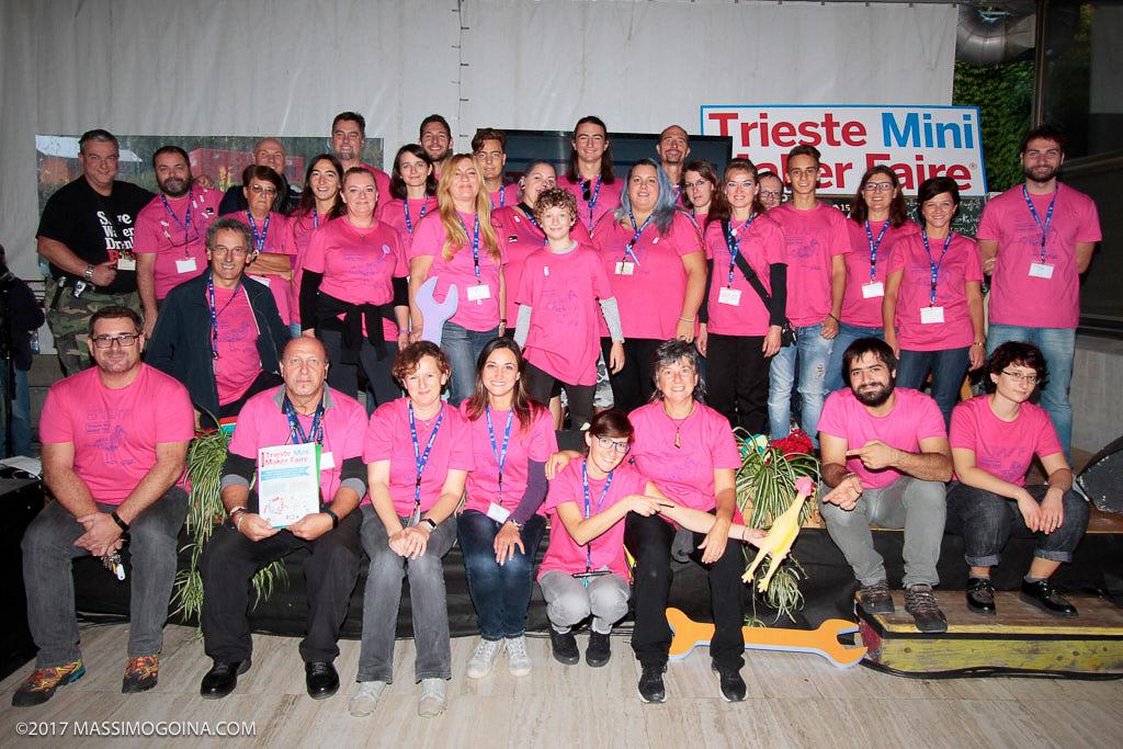 Volontari TSMMF 2017