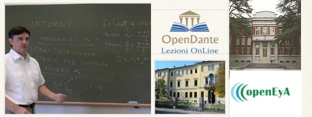 OpenDante - Lezioni OnLine