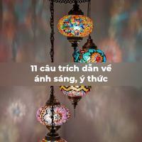 [THĐP Translation™] 11 câu trích dẫn về ánh sáng, ý thức