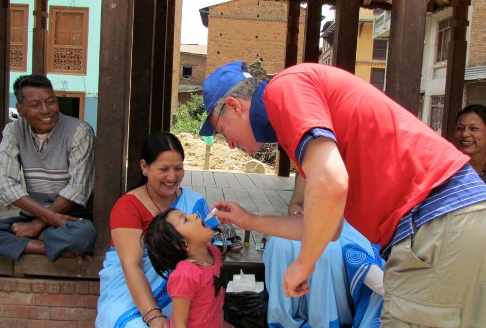 Polio Drops of Life