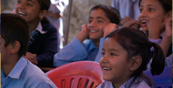 Blind/Visually-Impaired Support for children 15 children at Sanjiwani School, Dhulikhel, Nepal