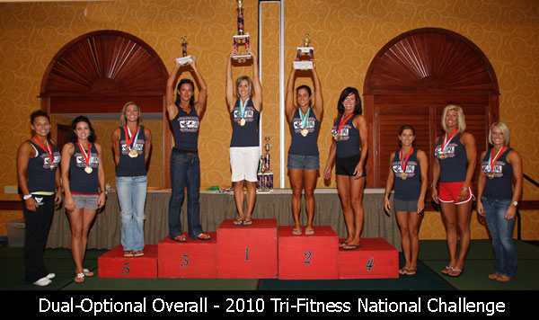 Dual Fitness Optional Winners