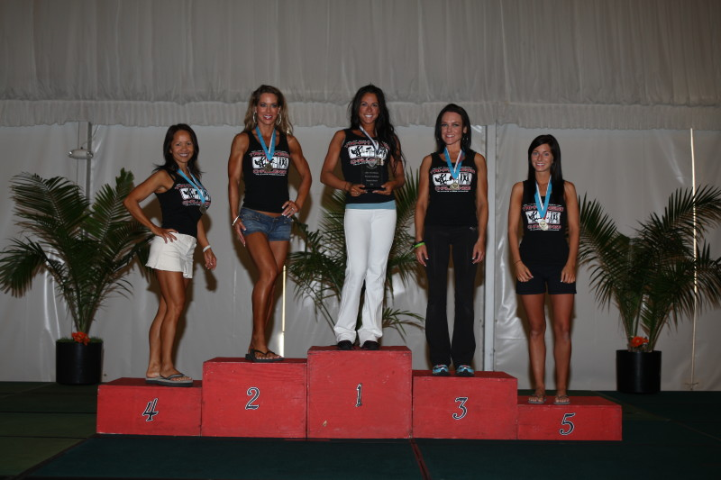 May 2011 Tri-Fit Model Short Class&Overall Winner- Sarah Jon Porrecca!