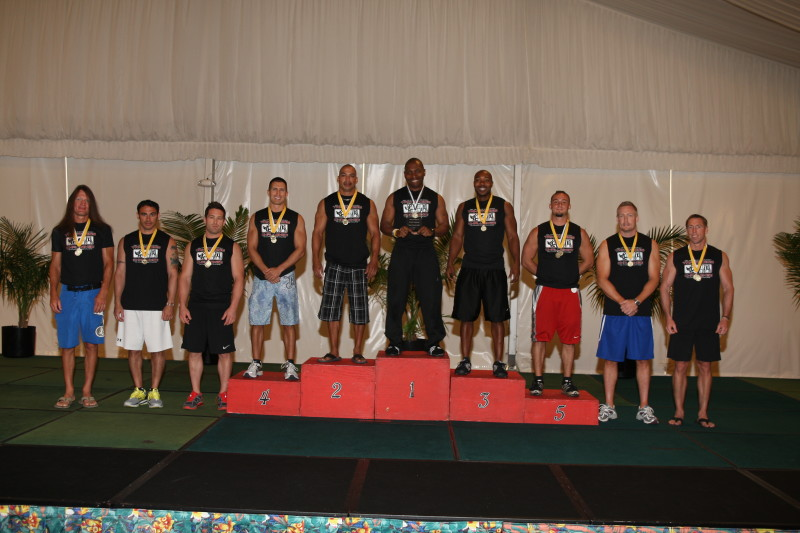 Congratulations Sydney Joseph (from New York City) – 2011 Tri-Fitness World's Fitness Skills winner!