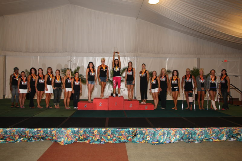 Congratulations to the 2011 T.F.C Fitness Routine Winner-Kelly Prince!