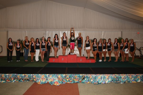2011 Tri-Fitness World Challenge/Grac&Physique - top 20