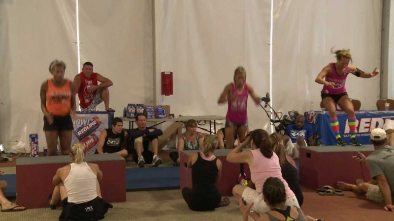 Box Jumps – World Challenge 2012