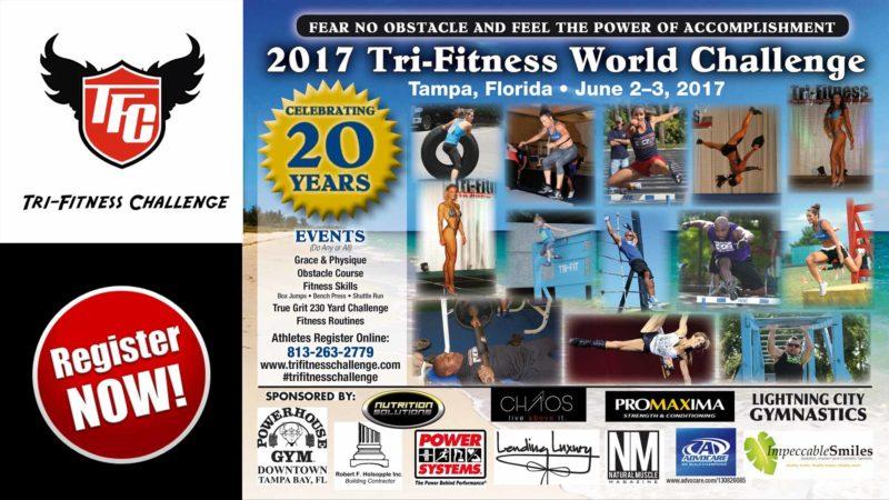 2017 Tri-Fitness World Challenge