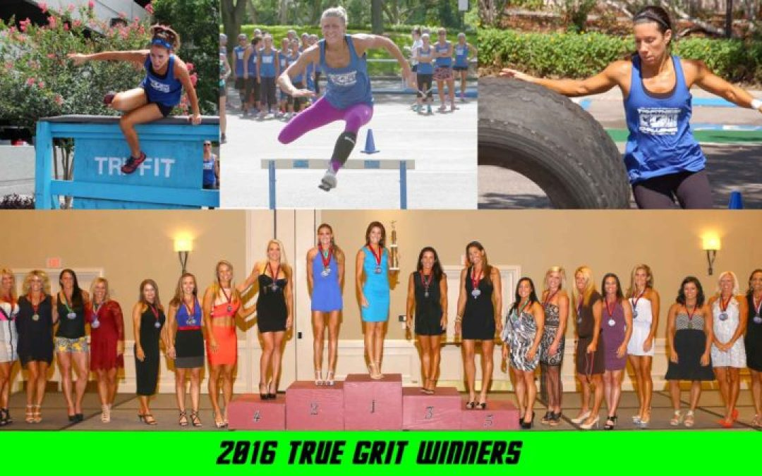 2016 True Grit Overall