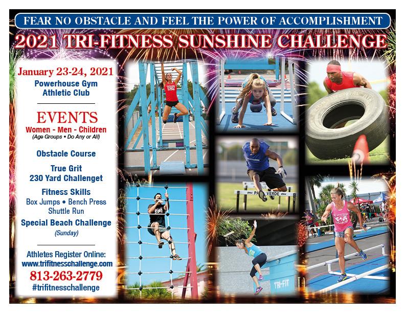 2021 Tri-Fitness Sunshine Challenge