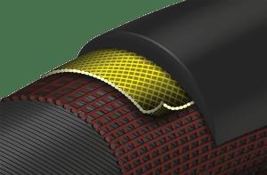 Continental Gator Hardshell Test