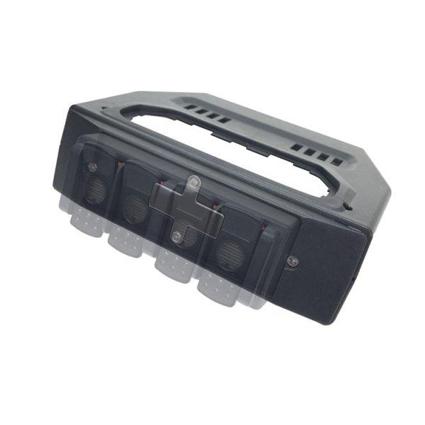 trigger controller jeep JL-JT 4 channel remote mount 02