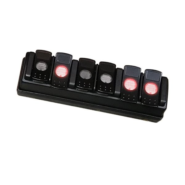 TRIGGER Wireless Controller 6 channel remote