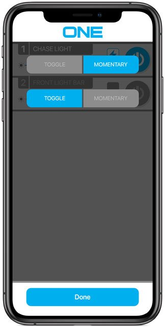 trigger controller trigger plus app switch function