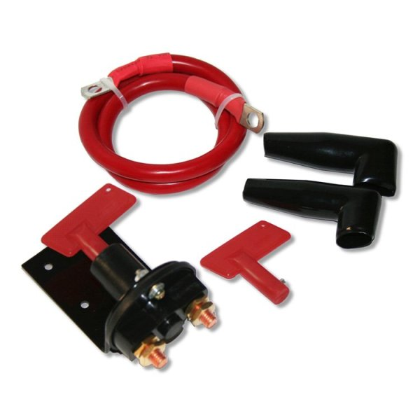 Master Power Shut-Off Kit BULLDOG Winch 20079