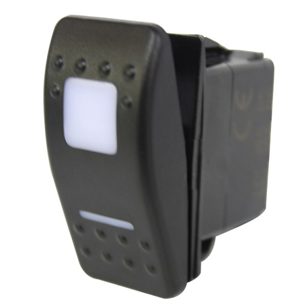 Rocker Switches Available in 5 different colors