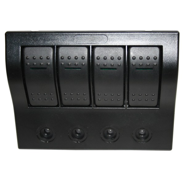 Rocker Switch Panels