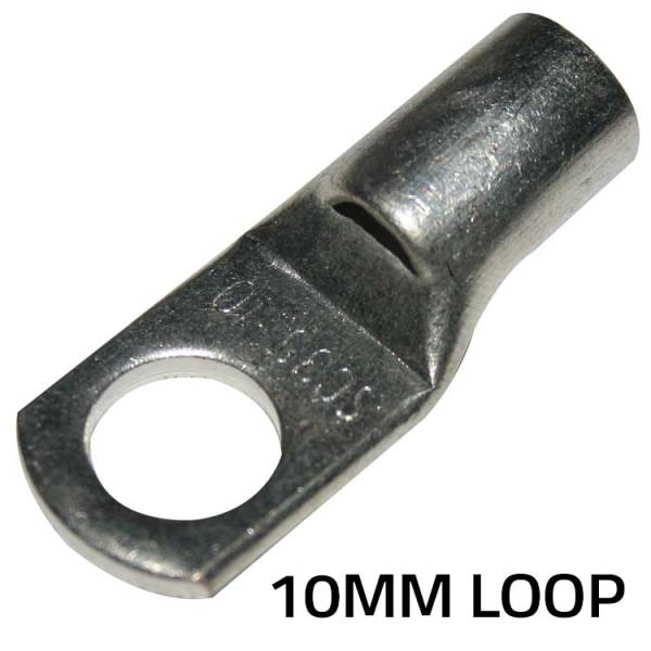 Terminal Loop Ends - 10mm 2AWG