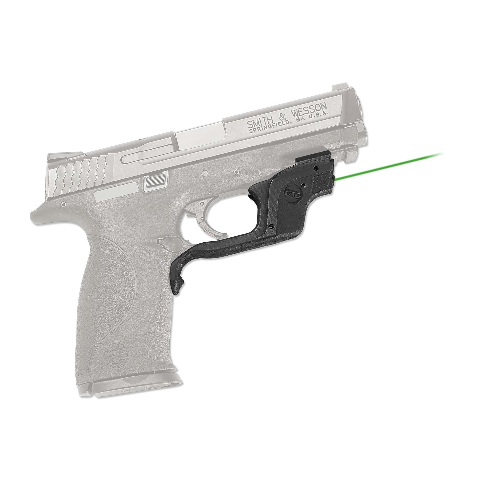 Crimson Trace Laserguard for S&W M&P Series Pistols