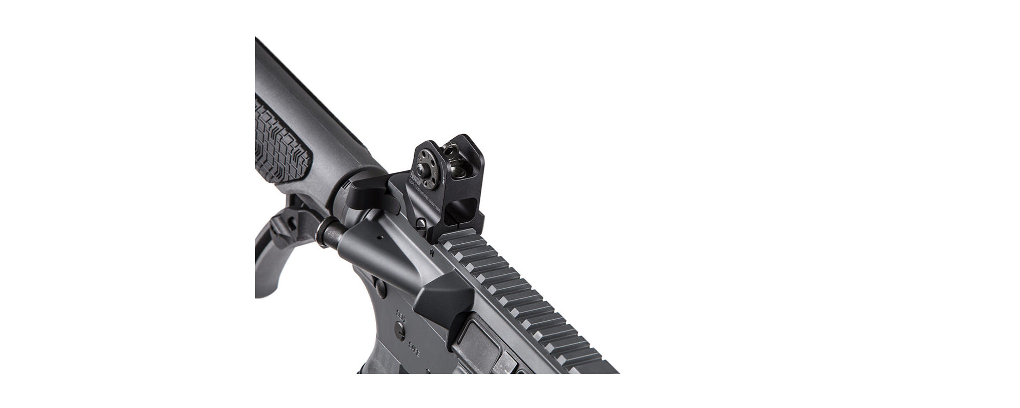 daniel defense fixed sights