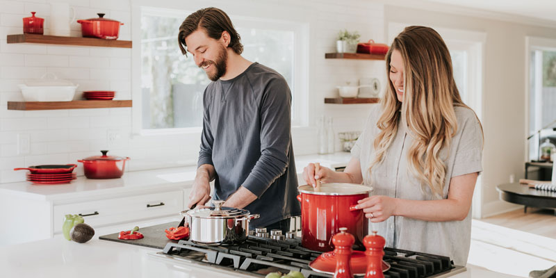 appliance buyer, appliance shopper, kitchen, dishwasher, stove, oven, refrigerator, shopper, in market, trigger direct