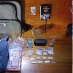 Dua TSK Narkoba ditangkap Polres Ketapang