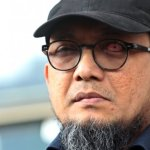 Penyidik Senior KPK Novel Baswedan Positif Corona