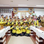 Muda Mahendrawan Apresiasi Tim GSI Kubu Raya