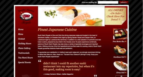 Sushi Royale