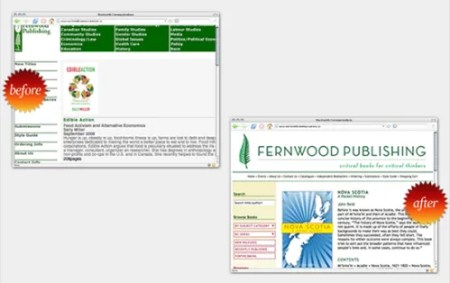 Fernwood Before and After