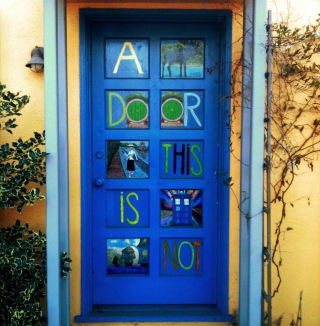 A door is not a door