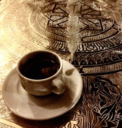 Turkish coffee in the Ottoman coffee house
