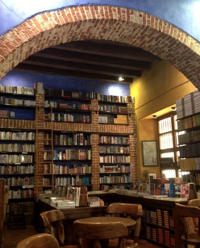 Ábaco y libros