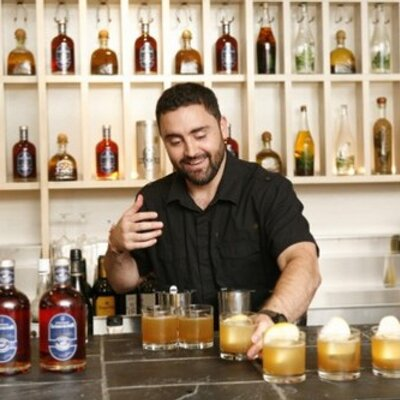 "Join Tim Cooper's ""Bourbon Cocktail Class & Happy Hour"" on 11/19/2020"